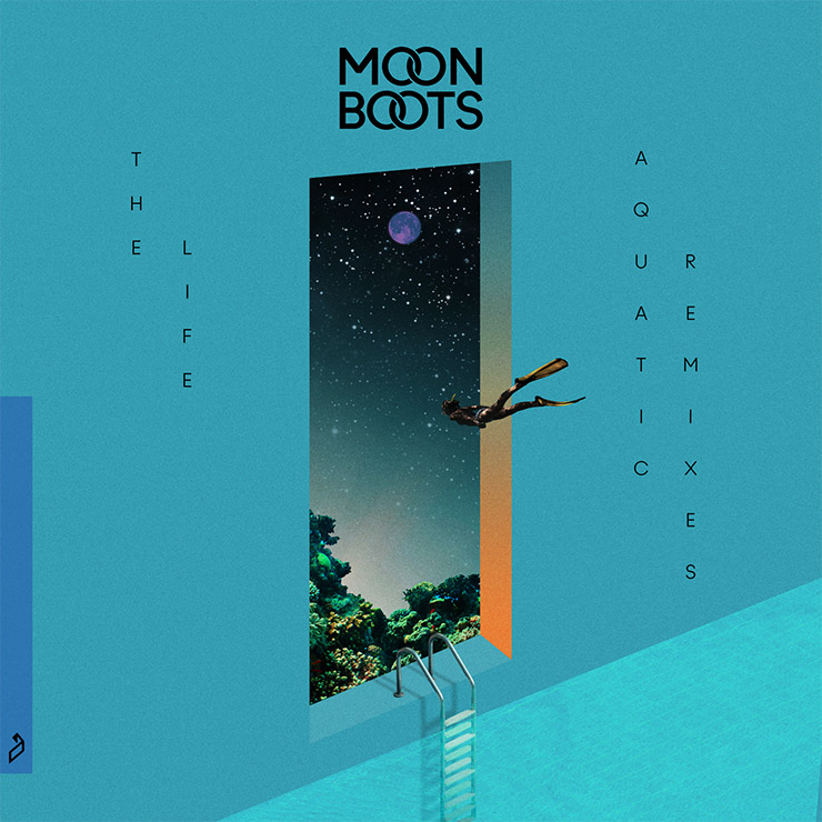 Moon Boots 'The Life Aquatic Remixes'