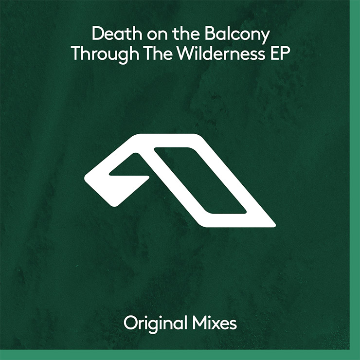 Death on the Balcony Through The Wilderness EP