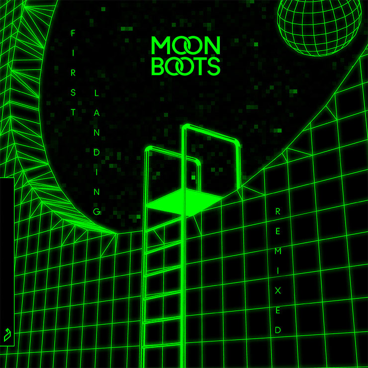 Moon Boots 'First Landing' (Remixed)
