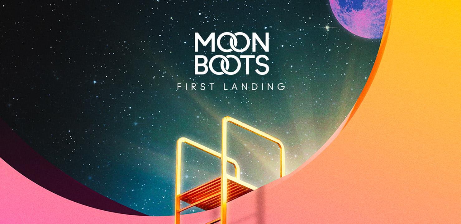 Moon Boots First Landing